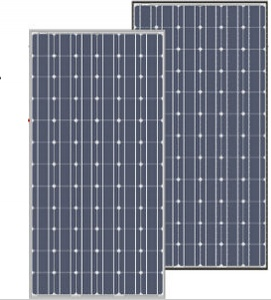 Mercury 260 Watts Poly Solar Panel